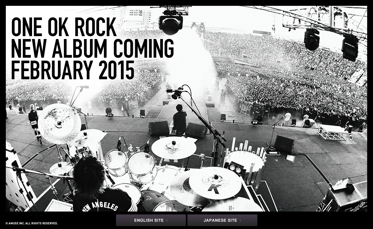 Official Site One Ok Rock Minsak